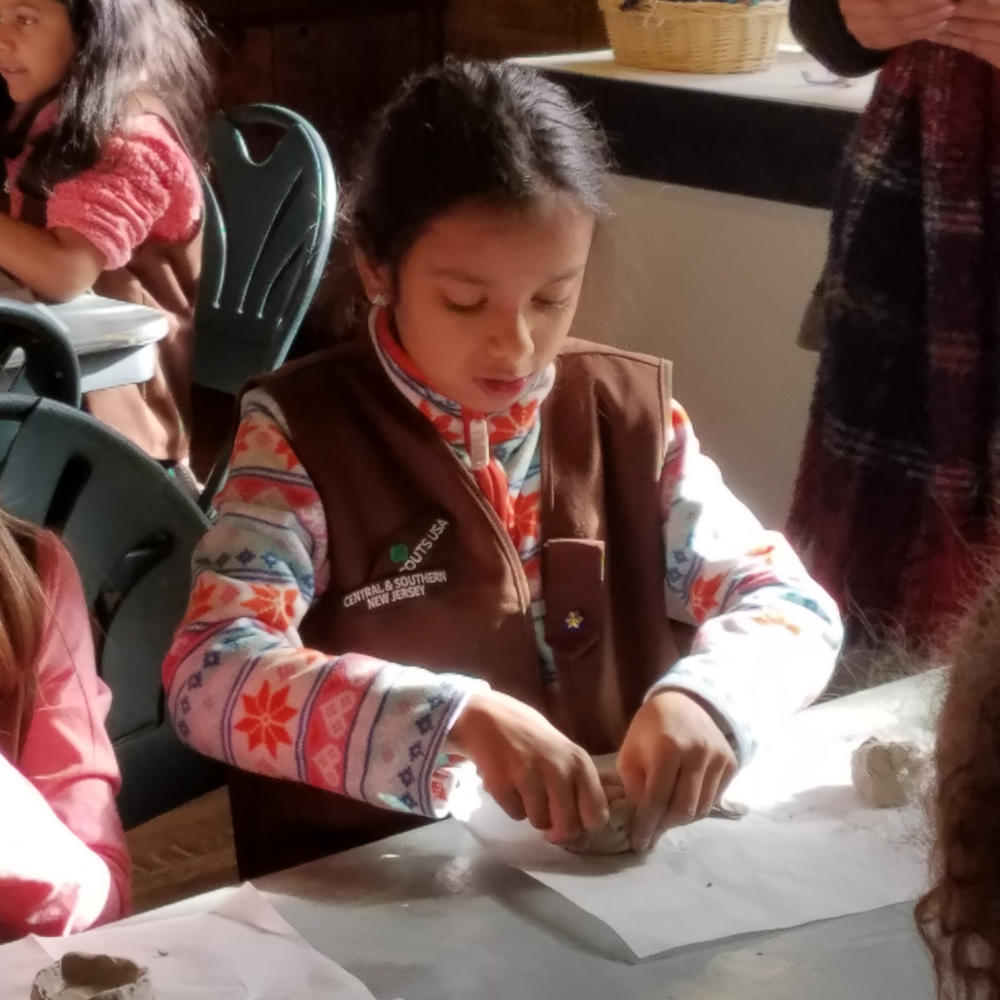 METC - Girlscouts Pottery