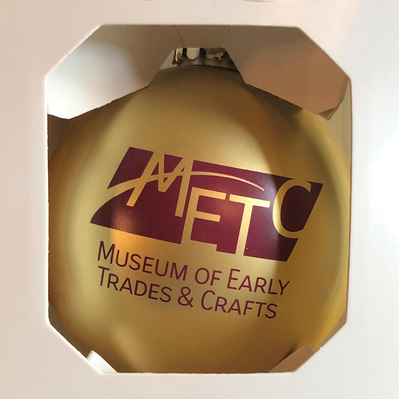 METC Ornament