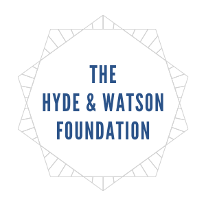 The Hyde & Watson Foundation - 300 x 300