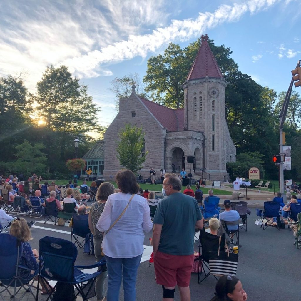 Downtown Concert Series: Jumping the Gun