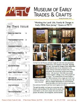 Spring 2019 - METC Newsletter - Thumbnail