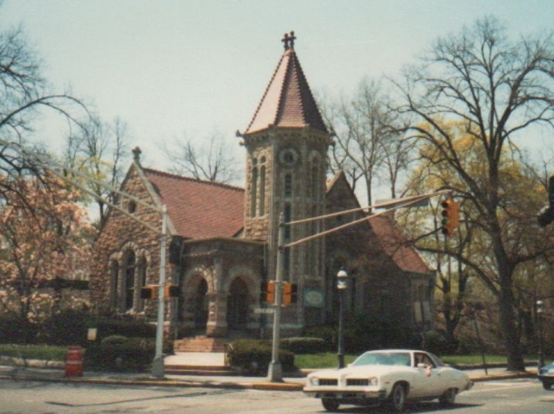 James Library Building, ca. 1970
