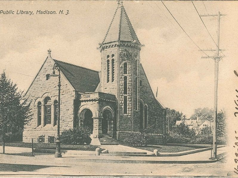 James Library Building, 1902