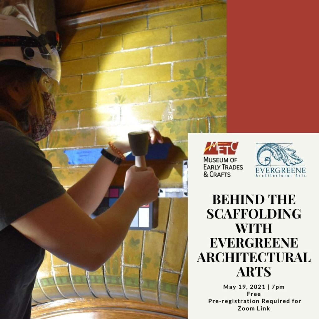 Behind the Scaffolding with EverGreene Architectural Arts