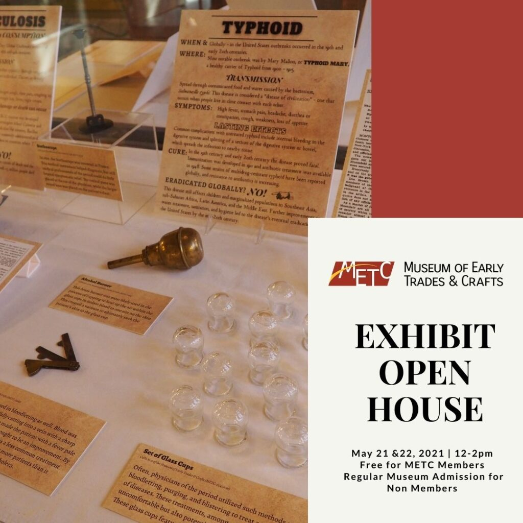 Exhibit Open House